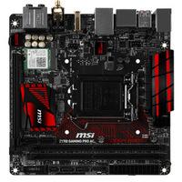 msi 微星 Z170I Gaming Pro AC Mini-ITX主板