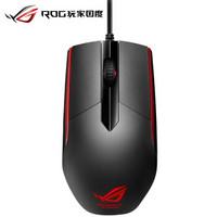 ASUS 华硕 P301-1A ROG玩家国度 游戏鼠标  黑色