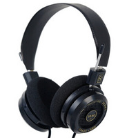 GRADO 歌德 SR80e GOLD 开放式头戴耳机 金色限定版