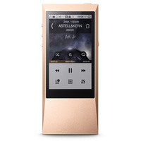 61预告:Iriver 艾利和 Astell&Kern AK Jr 64G HIFI播放器  玫瑰金
