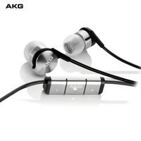 AKG K3003 入耳式耳机 银色 苹果版
