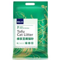 CHOWSING 宠幸 绿茶豆腐猫砂 6L