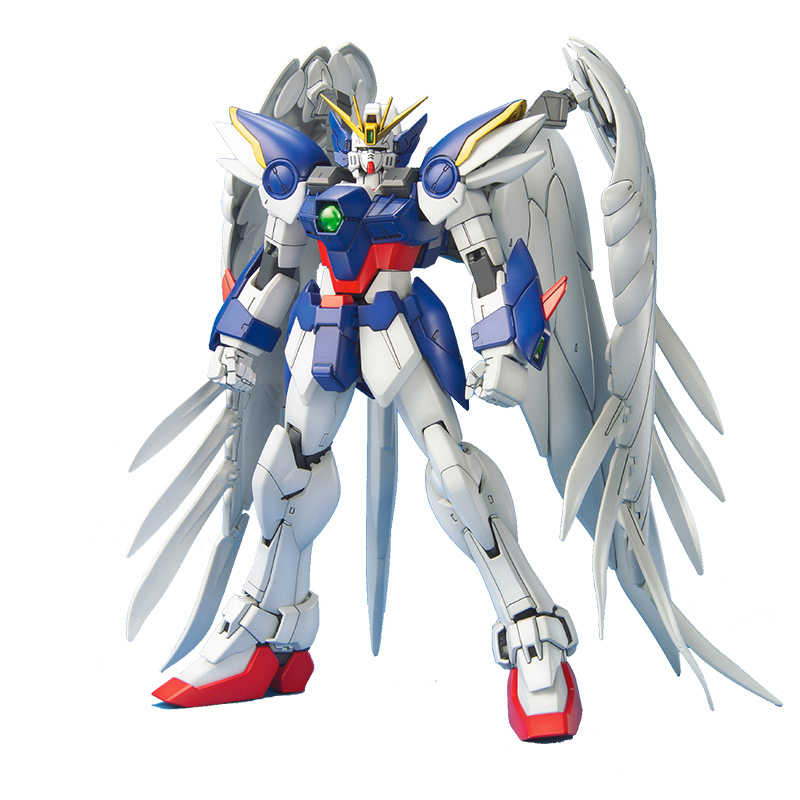 BANDAI 万代 MG 1/100 0129454 零式飞翼高达