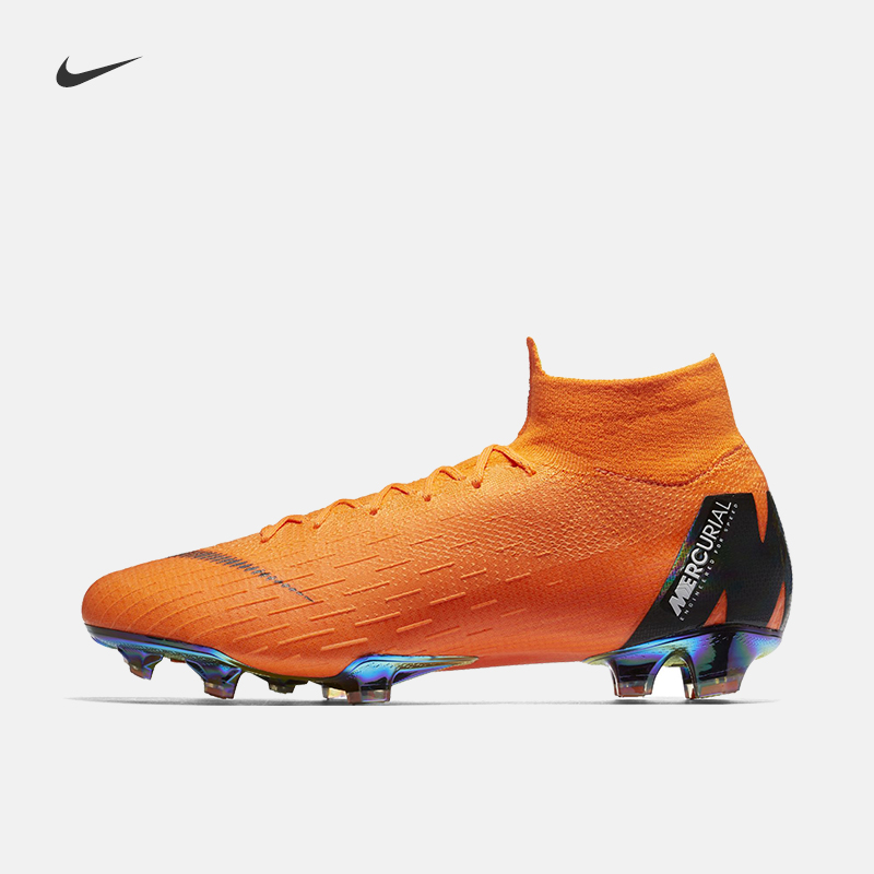 NIKE 耐克 MERCURIAL SUPERFLY 6 ELITE FG 男士足球鞋