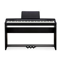 CASIO 卡西欧 Privia系列 PX-160BK 88键数码钢琴套装(琴架+三踏板)