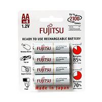 京东PLUS会员:FUJITSU 富士通 HR-3UTC(4B)TW 七号镍氢充电电池