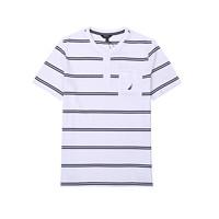 NAUTICA NA002264 男士条纹亨利衫