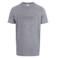 凑单品:PUMA 彪马 男士浮雕效果T恤
