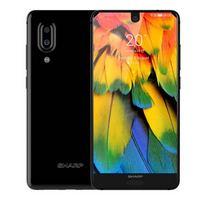 限地区:SHARP 夏普 AQUOS S2 全面屏手机 陨石黑 6GB+128GB
