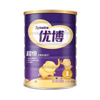 Synut 圣元 超级优博 婴儿奶粉 3段 900g *2件