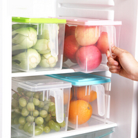 晟旎尚品 冰箱保鲜盒 四个装 *3件