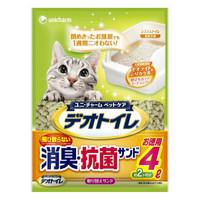 京东PLUS会员:Gaines 佳乐滋 双层猫砂盆专用沸石猫砂 4L *3件 +凑单品