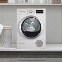 Bosch 博世 WTW875600W  9公斤  热泵式干衣机