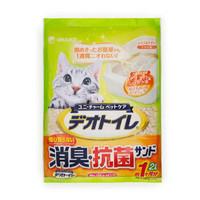 京东PLUS会员:Gaines 佳乐滋 双层猫砂盆专用沸石猫砂 2L *2件