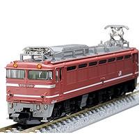 TOMIX 7101 JR EF81-600型电力机车 火车模型