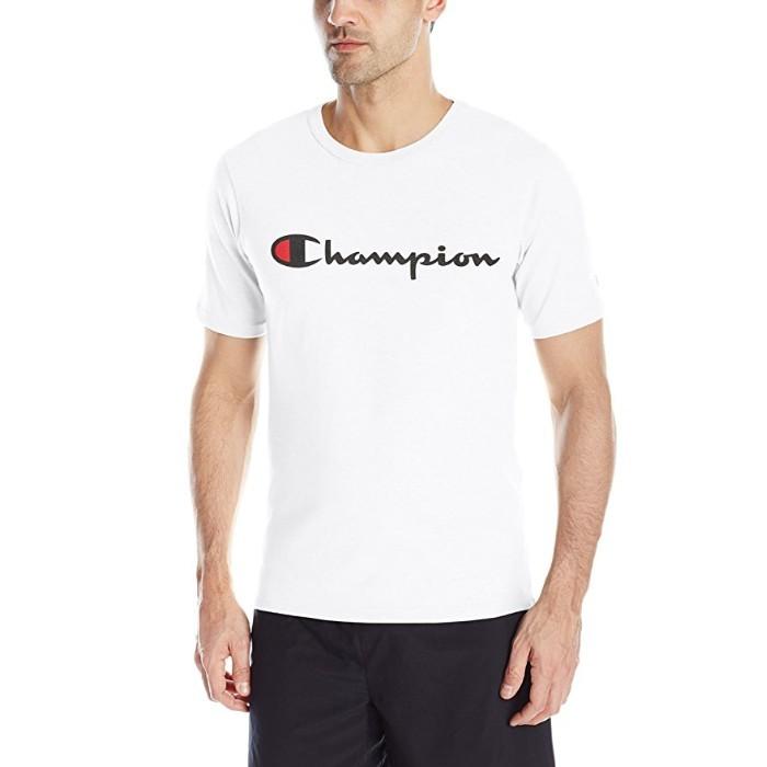 Champion 冠军 GT19-Y06136 男士短袖T恤