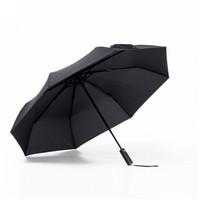 MI 小米 全自动折叠晴雨伞 黑色