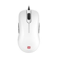 新色发售:BenQ 明基 ZOWIE GEAR 卓威 奇亚 FK1 鼠标 (白色)