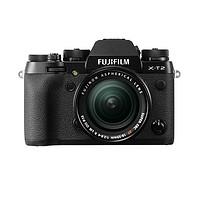 FUJIFILM 富士 X-T2(18-55mm f/2.8-4) APS-C画幅无反相机套机
