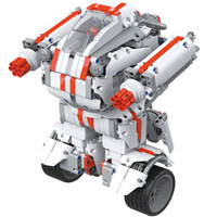 历史低价:米兔积木机器人(多形态组合、自平衡系统、App联动)