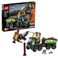 LEGO 乐高 科技系列 42080 多功能林业机械