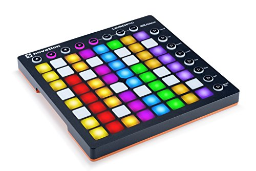 novation Launchpad  RGB DJ打击板