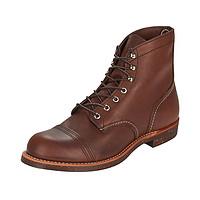 限尺码:RED WING 红翼 Heritage Iron Ranger 6 经典款8111 男士工装靴