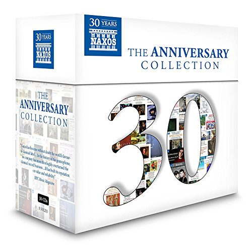 《The Anniversary Collection Naxos》(30CD)