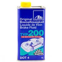ATE DOT4 刹车油 全合成制动液 TYP200竞技版 1L