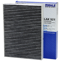 马勒(MAHLE)带碳空调滤清器LAK521(宝来(03-07年)/朗逸/改款朗逸/甲壳虫/朗行/朗境)