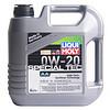LIQUI MOLY 力魔 特技AA全合成機油 0W-20 SN 4L 德國原裝進口