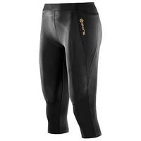 限尺码:SKINS 思金斯 A400 女士七分压缩紧身裤