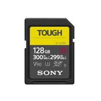 SONY 索尼 SF-G 系列 SF-G128T/T1 SD存储卡 128GB