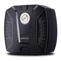 途虎定制 TH-508 便携式车载充气泵 精密机械指针表