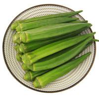 绿鲜知 秋葵 约400g 新鲜蔬菜