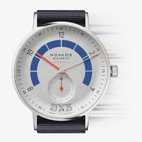 新品发售:NOMOS 诺莫斯  Autobahn系列 1303 男士机械腕表