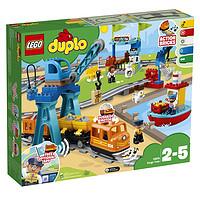 LEGO 乐高 Duplo 得宝系列 10875 智能货运火车