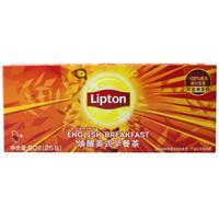 Lipton 立顿 焕醒 英式早餐红茶 50g(25包)