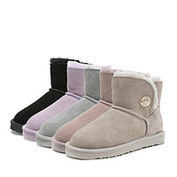 BeLLE 百丽 33523DD8 雪地靴
