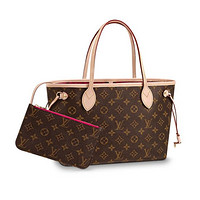LOUIS VUITTON 路易威登 M41245 NEVERFULL PM 小号女士手提包
