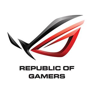 ROG 玩家国度 GT- AC2900 2900M WIFI6 家用路由器 黑色