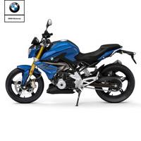 历史低价:BMW 宝马 G310R 摩托车 蓝色