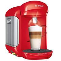 中亚Prime会员:Bosch 博世 Tassimo Vivy 2 胶囊咖啡机 红色