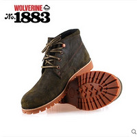 WOLVERINE No.1883 W40007 男士休闲短靴