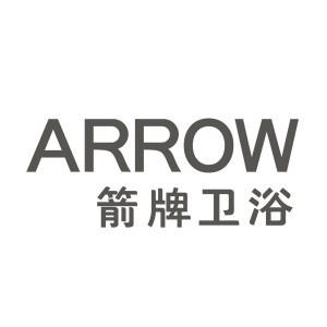 ARROW 箭牌卫浴 AE1029 静音虹吸式马桶 305mm坑距