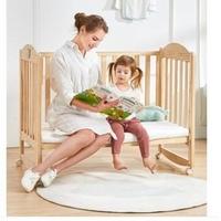 gb 好孩子 MC115 实木多功能婴儿床+床垫