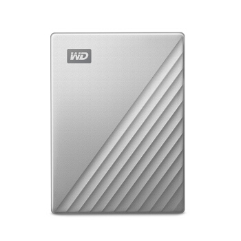 Western Digital 西部数据 My Passport Ultra 2.5英寸USB3.0移动硬盘 Type-C
