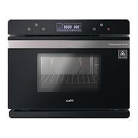 历史低价:VATTI 华帝 ZK30i6 30升 台嵌两用 烤箱一体机