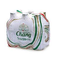 CHANG泰國進口大象無糖蘇打水氣泡水汽水325ml*6瓶 *2件