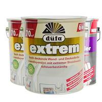 Dufa 德国都芳 金六合一内墙漆(5升2桶)+超强多功能抗碱底漆(5升1桶) 优惠套装